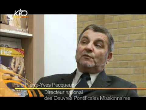 Semaine Missionnaire Mondiale Père Pecqueux