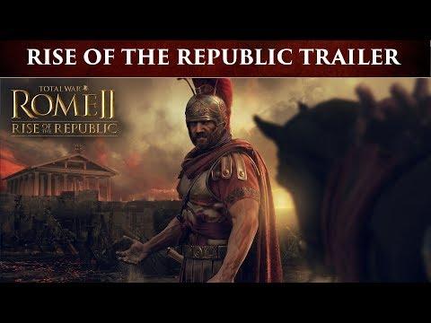 Total War: ROME 2 -  Rise of the Republic thumbnail
