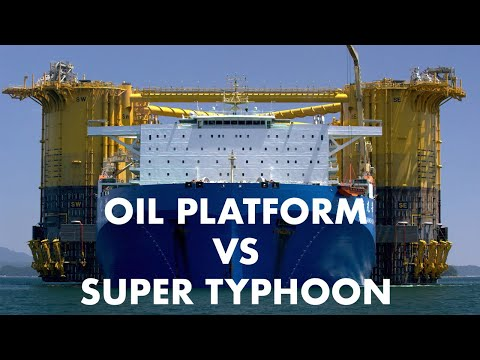 Oil Platform vs Super Typhoon: Weathering the Storm from Korea to the Gulf of Mexico