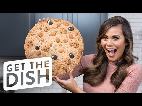 Supersize Your Cookie Love | Get the Dish
