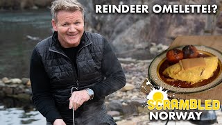 Gordon Makes An Omelette In Norway With...Reindeer Sausage!? | Scrambled