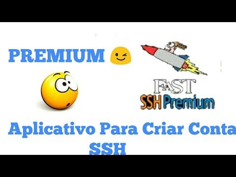 Como fazer conta ssh Premium - смотреть онлайн на Hah Life