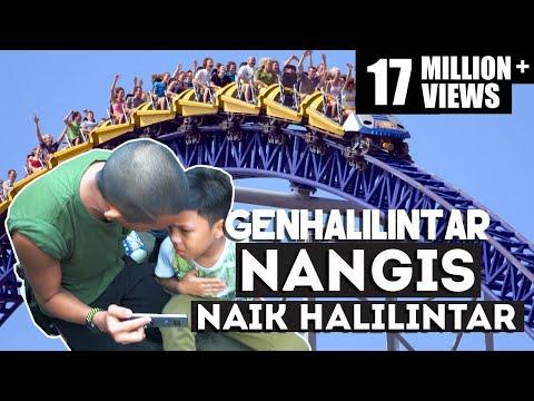 GEN HALILINTAR NANGIS NAIK HALILINTAR