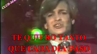 Karaoke Ivan te quiero tanto