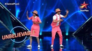 Dance+ 5 | Deepika and Rupesh's Extraordinary Performance