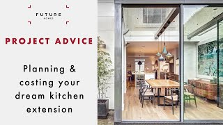 Kitchen Extensions: Planning And Costing Your Dream Kitchen