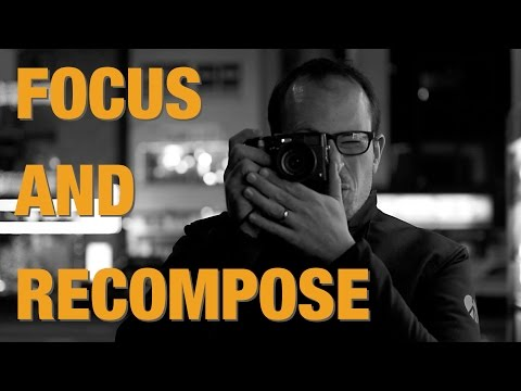 Focus & recompose - how, why and Risks?