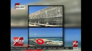 شائعات وحقائق| تعرف على حقيقة بناء سور بطول كورنيش الإسكندرية