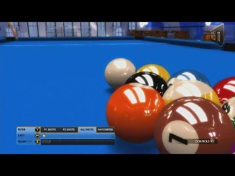 World Snooker Championship 11 / WSC Real 2011