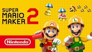 Super Mario Maker 2 – Medienecho (Nintendo Switch)