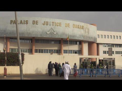 Dakar's Mayor Khalifa Sall gets 5 years in prison for fraud
