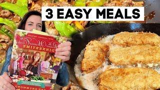3 EASY PIONEER WOMAN DINNERS