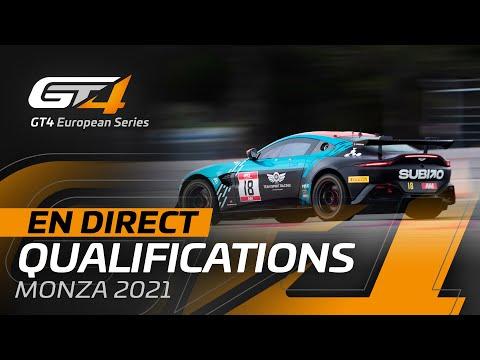 ブランパンGT 2021 モンツァ GT4 予選動画
