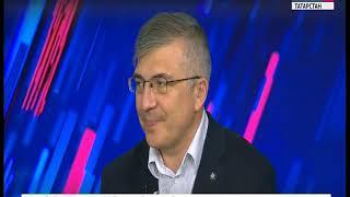 Россия 24  Интервью Артур Николаев от 17 ноября