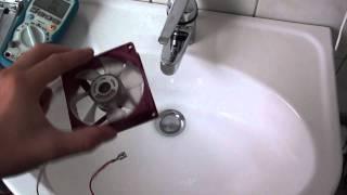 PC Lüfter unter Wasser - Ist das möglich? Wenn ja, warum?