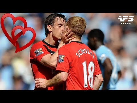 TOP 10 most Memorable Kisses in Football 😂😂😂