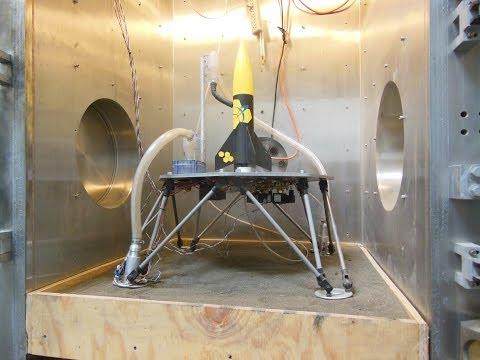 PlanetVac: Planetary Surface Sampling Vacuum Chamber Demonstration