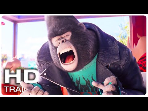 SING 2 Official Trailer #1 (NEW 2021) Animated Movie HD