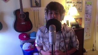 Leavin' Jesse McCartney Cover by Austin Mahone