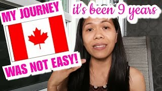 WHY IT TOOK 9 YEARS TO GET MY CANADIAN CITIZENSHIP?   CANADIAN CITIZENSHIP JOURNEY