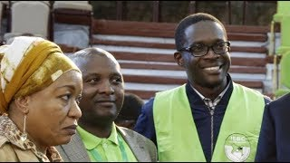 IEBC CEO Ezra Chiloba responds to online frenzies over his looks