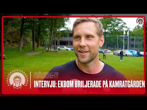 Youtube: Viktor Ekbom glänste på Kamratgården!