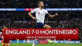SUBSCRIBE ► http://bit.ly/SSFootballSub PREMIER LEAGUE HIGHLIGHTS ► http://bit.ly/SkySportsPLHighlights  Harry Kane scores first-half hat-trick as England run riot on landmark night at Wembley.  Watch Premier League LIVE on Sky Sports here ► http://bit.ly/WatchSkyPL ►TWITTER: https://twitter.com/skysportsfootball ►FACEBOOK: http://www.facebook.com/skysports ►WEBSITE: http://www.skysports.com/football  MORE FROM SKY SPORTS ON YOUTUBE: ►SKY SPORTS FOOTBALL: http://bit.ly/SSFootballSub ►SKY SPORTS BOXING: http://bit.ly/SSBoxingSub ►SOCCER AM: http://bit.ly/SoccerAMSub ►SKY SPORTS F1: http://bit.ly/SubscribeSkyF1