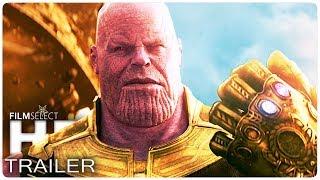 Download Youtube: AVENGERS INFINITY WAR Trailer (Marvel 2018)