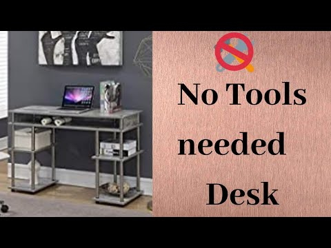 Student, home office Desk Review