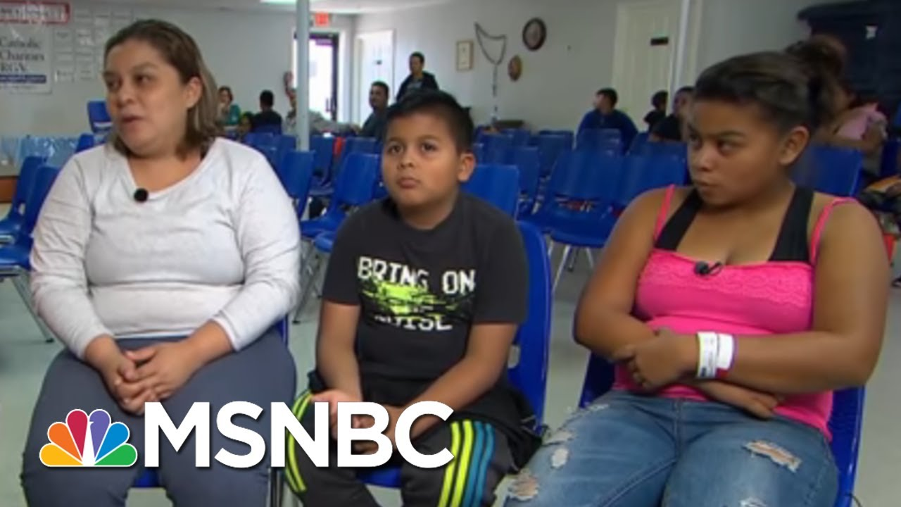 Mother Discusses Being Separated From Kids At Border | Morning Joe | MSNBC thumbnail