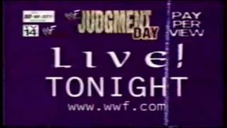Trailer of WWE Judgment Day: In Your House (1998)