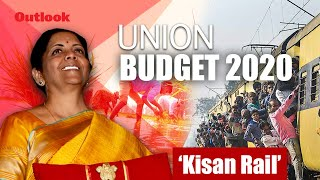 Budget 2020: 'Kisan Rail' To Be Set Up For Quick Transport Of Perishable Goods, Says FM
