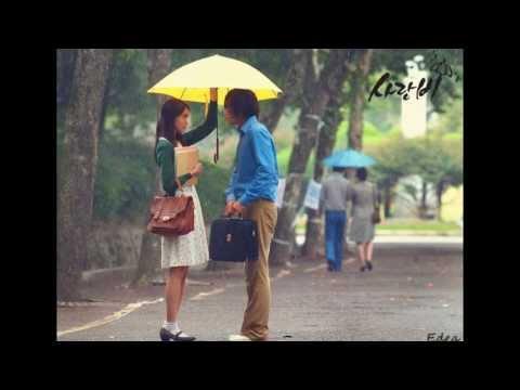 Love Rain 사랑비 OST - The Girl And I - S. Jin HD