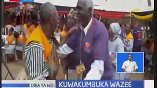 Wafungwa wakongwe watembelewa katika gereza la wanawake ya Lang'ata