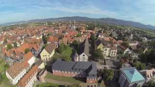 preview picture of video 'Mein Ladenburg Version 6.0, Bilder aus einer anderen Perspektive / HD empfohlen'