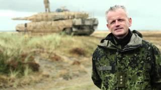 Ny ammunition til Leopard 2