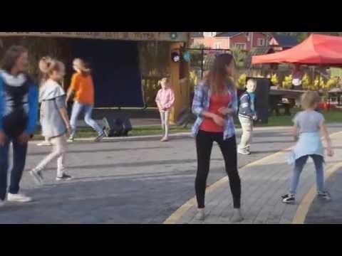 III Festiwal Humoru Kaszubskiego - zabawy z wolontariuszami