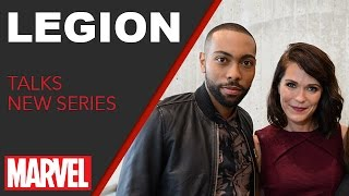 More From the Legion Cast – Marvel LIVE! at NYCC 2016