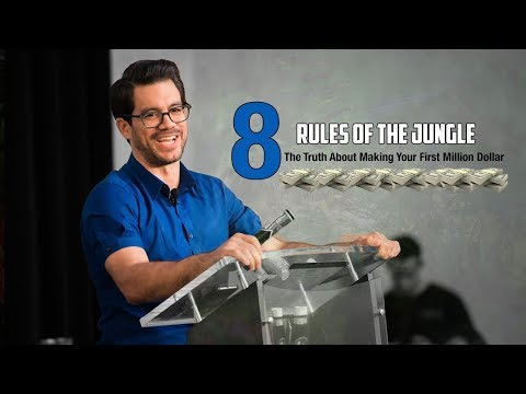 ‪Making Your First $1 Million: 8 Rules For The Jungle‬‏