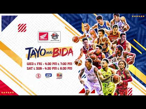 [Sport5]  PBA Philippine Cup 2020