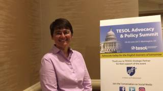 TESOL International Association 06/19/2017