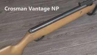 Пневматическая винтовка Crosman Vantage NP от компании CO2 - магазин оружия без разрешения - видео 2
