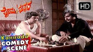 Ambrish Super Comedy | Kannada Comedy Scenes | Prema Mathsara Kannada Movie | Jayamala