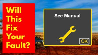 How to fix this fault on your Ford Ranger, Mazda BT 50 , Ford Ranger Raptor,  Everest