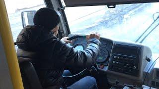 В Екатеринбурге сотрудники ГИБДД проверили 012-ю маршрутку