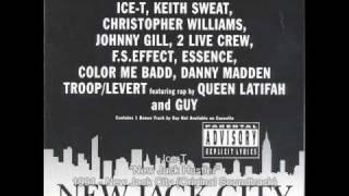 New Jack Hustler (Nino's Theme) - Ice-T (Video)