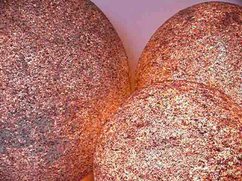 Kugelleuchte Glowstone für Aussen- und Innen-Beleuchtung