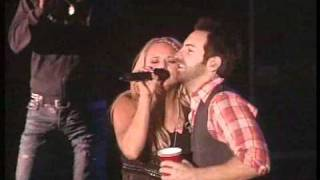 MIRANDA LAMBERT  Ramblin Fever  w/Josh Kelley/Eric Church  2010 Live