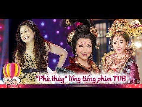 """""""Phù thủy lồng tiếng"""" cho hàng ngàn bộ phim TVB kinh điển giờ mới biết mặt!!!"""