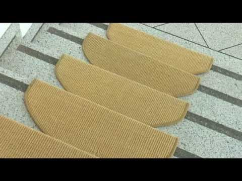 Sisal-Stufenmatten: 100% Natur von Casa Pura®